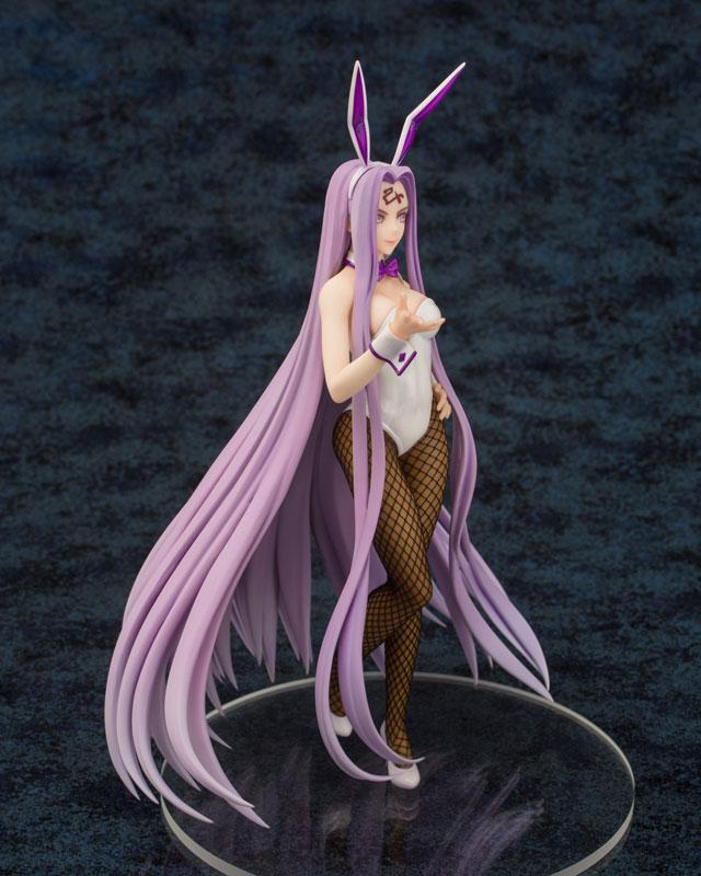 Fate/EXTELLA メドゥーサ 魅惑のバニースーツver. 1/8 完成品フィギュア-004