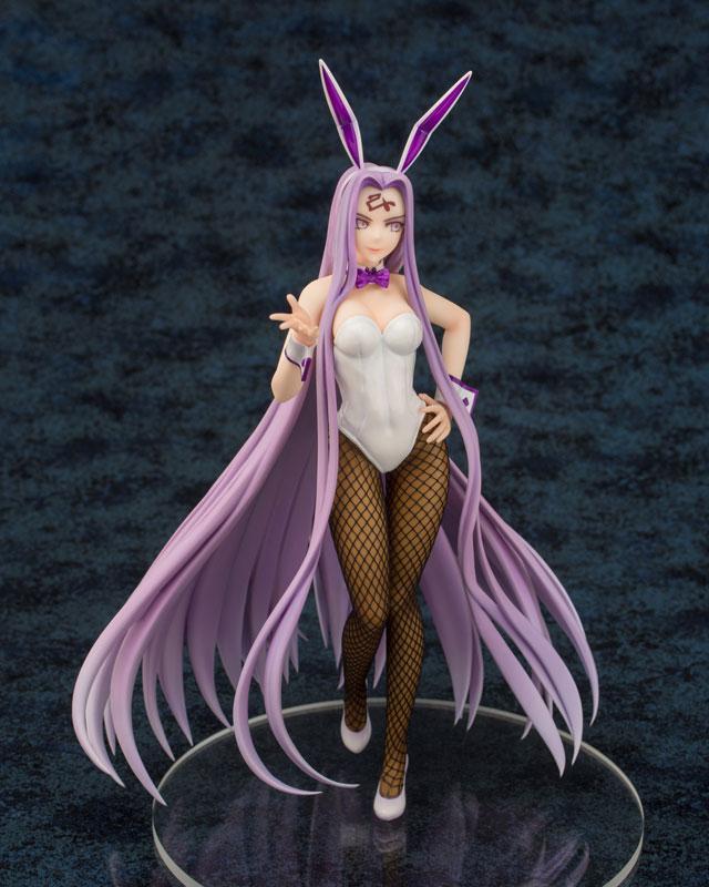 Fate/EXTELLA メドゥーサ 魅惑のバニースーツver. 1/8 完成品フィギュア-005