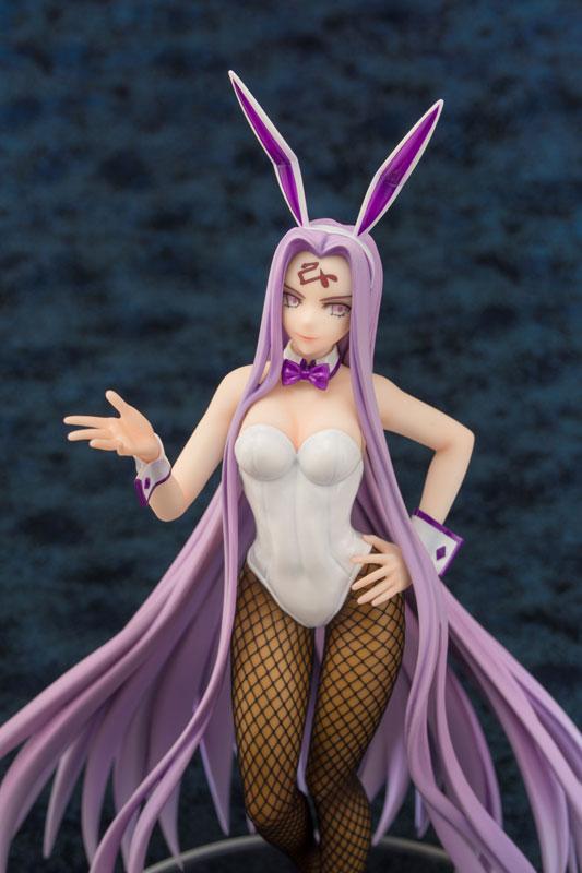 Fate/EXTELLA メドゥーサ 魅惑のバニースーツver. 1/8 完成品フィギュア-007