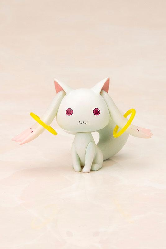 キューポッシュ 劇場版 魔法少女まどか☆マギカ 鹿目まどか ver.1.5 可動フィギュア-008