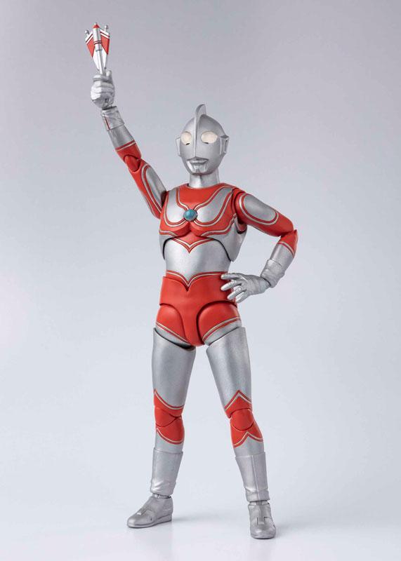 S.H.フィギュアーツ ウルトラマンジャック-002