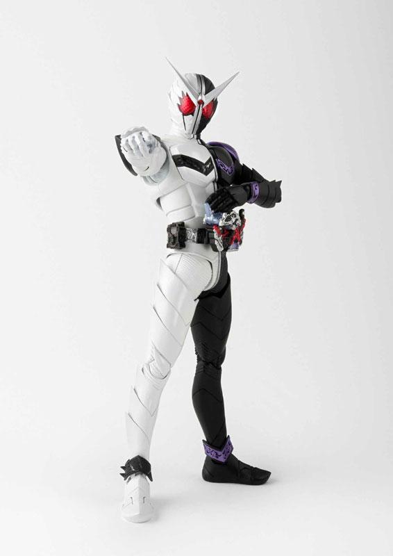 S.H.フィギュアーツ(真骨彫製法)仮面ライダーW ファングジョーカー-001