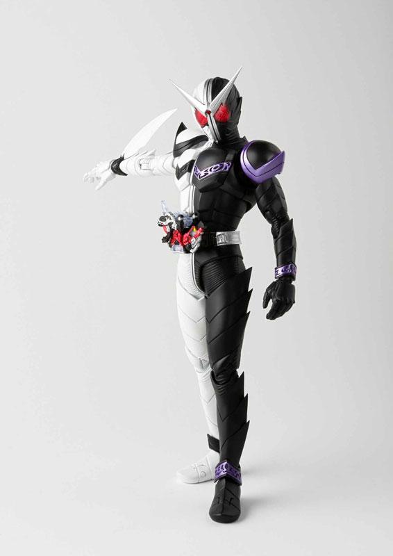 S.H.フィギュアーツ(真骨彫製法)仮面ライダーW ファングジョーカー-002