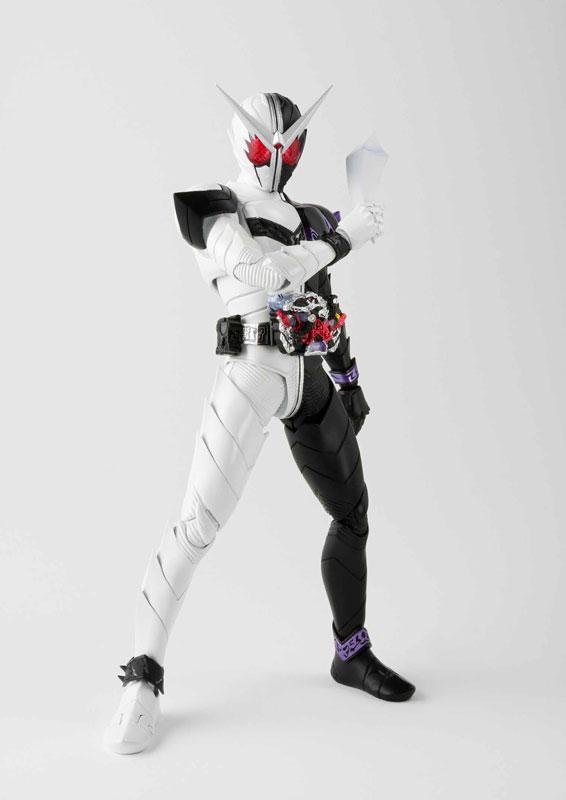 S.H.フィギュアーツ(真骨彫製法)仮面ライダーW ファングジョーカー-003