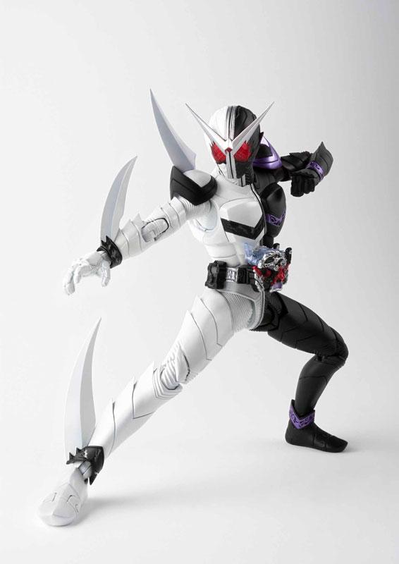 S.H.フィギュアーツ(真骨彫製法)仮面ライダーW ファングジョーカー-006