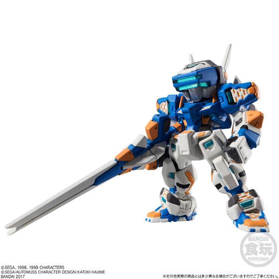 【食玩】FW CONVERGEメカニクス 電脳戦機バーチャロン テムジン-005