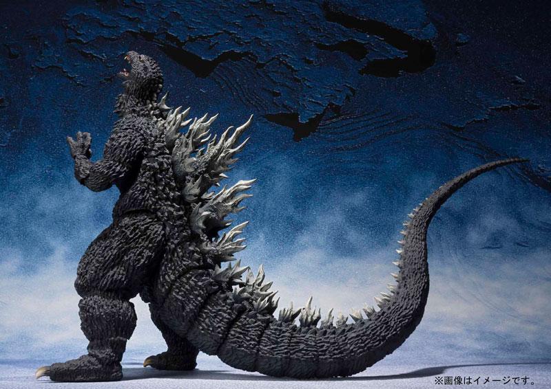 S.H.モンスターアーツ ゴジラ(2002)-006