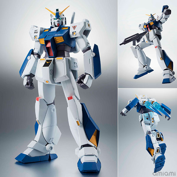 ROBOT魂 -ロボット魂-〈SIDE MS〉 RX-78NT-1 ガンダムNT-1 ver. A.N.I.M.E.