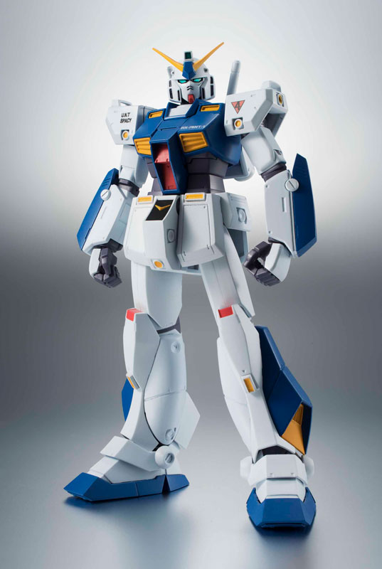 ROBOT魂 -ロボット魂-〈SIDE MS〉 RX-78NT-1 ガンダムNT-1 ver. A.N.I.M.E.-001