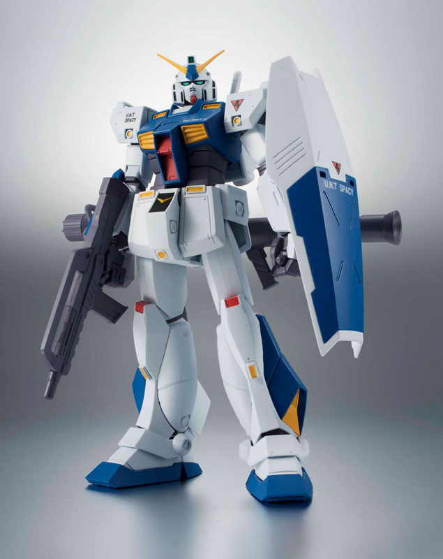 ROBOT魂 -ロボット魂-〈SIDE MS〉 RX-78NT-1 ガンダムNT-1 ver. A.N.I.M.E.-002