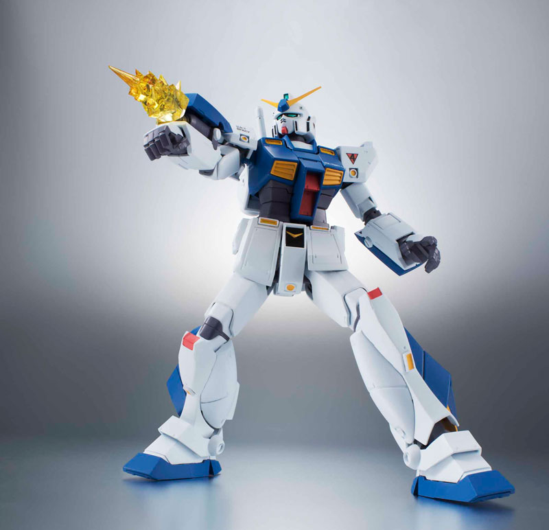 ROBOT魂 -ロボット魂-〈SIDE MS〉 RX-78NT-1 ガンダムNT-1 ver. A.N.I.M.E.-004