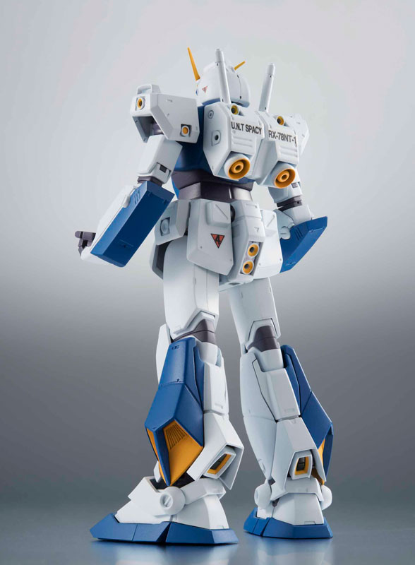 ROBOT魂 -ロボット魂-〈SIDE MS〉 RX-78NT-1 ガンダムNT-1 ver. A.N.I.M.E.-005