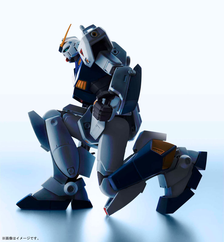 ROBOT魂 -ロボット魂-〈SIDE MS〉 RX-78NT-1 ガンダムNT-1 ver. A.N.I.M.E.-007