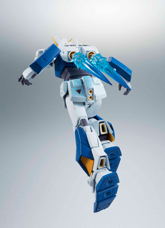 ROBOT魂 -ロボット魂-〈SIDE MS〉 RX-78NT-1 ガンダムNT-1 ver. A.N.I.M.E.-009