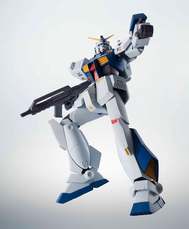 ROBOT魂 -ロボット魂-〈SIDE MS〉 RX-78NT-1 ガンダムNT-1 ver. A.N.I.M.E.-011