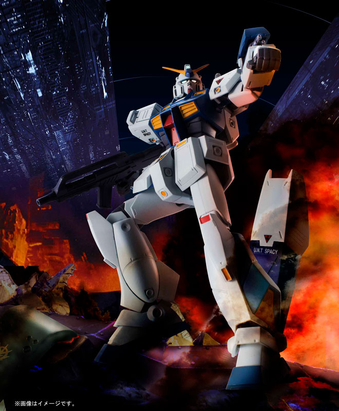 ROBOT魂 -ロボット魂-〈SIDE MS〉 RX-78NT-1 ガンダムNT-1 ver. A.N.I.M.E.-013