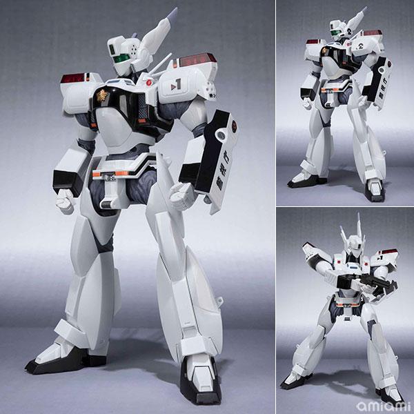 ROBOT魂 -ロボット魂- 〈SIDE LABOR〉 イングラム1号機&2号機パーツセット (PATLABOR the Movie)