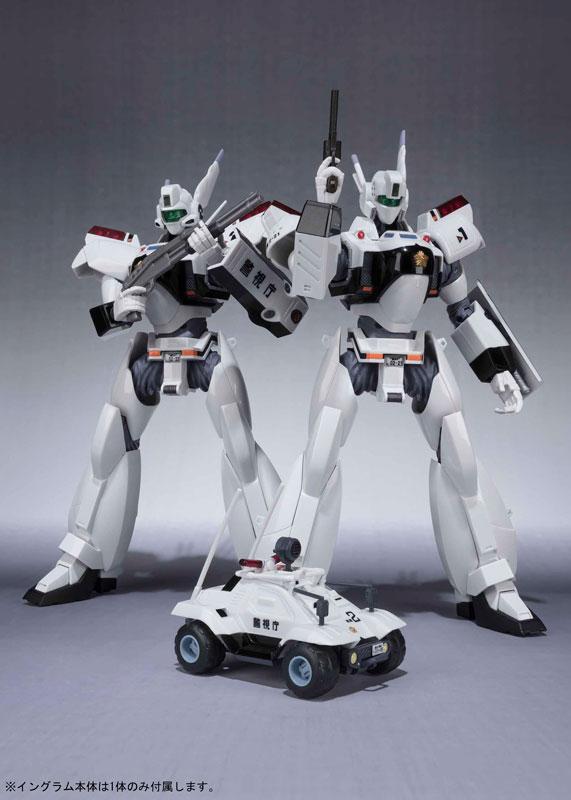 ROBOT魂 -ロボット魂- 〈SIDE LABOR〉 イングラム1号機&2号機パーツセット (PATLABOR the Movie)-001