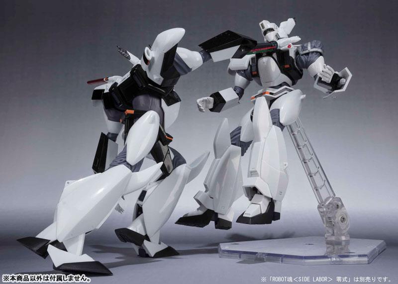 ROBOT魂 -ロボット魂- 〈SIDE LABOR〉 イングラム1号機&2号機パーツセット (PATLABOR the Movie)-002