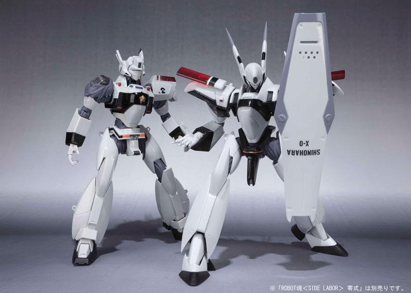 ROBOT魂 -ロボット魂- 〈SIDE LABOR〉 イングラム1号機&2号機パーツセット (PATLABOR the Movie)-003