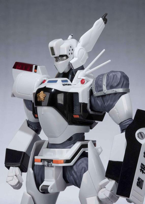 ROBOT魂 -ロボット魂- 〈SIDE LABOR〉 イングラム1号機&2号機パーツセット (PATLABOR the Movie)-008