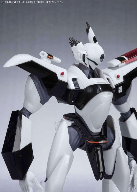 ROBOT魂 -ロボット魂- 〈SIDE LABOR〉 イングラム1号機&2号機パーツセット (PATLABOR the Movie)-010