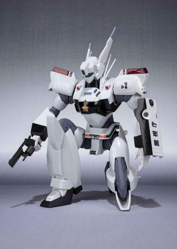 ROBOT魂 -ロボット魂- 〈SIDE LABOR〉 イングラム1号機&2号機パーツセット (PATLABOR the Movie)-011