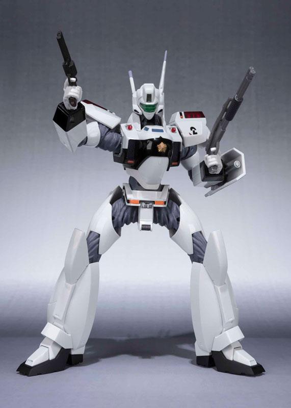 ROBOT魂 -ロボット魂- 〈SIDE LABOR〉 イングラム1号機&2号機パーツセット (PATLABOR the Movie)-012