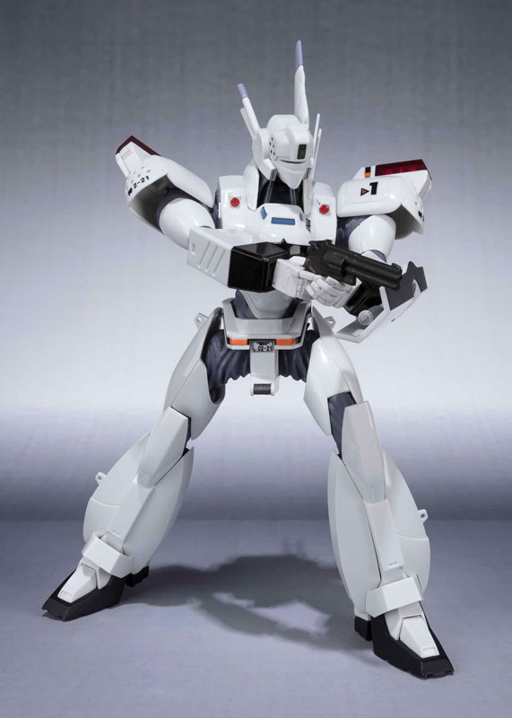 ROBOT魂 -ロボット魂- 〈SIDE LABOR〉 イングラム1号機&2号機パーツセット (PATLABOR the Movie)-013
