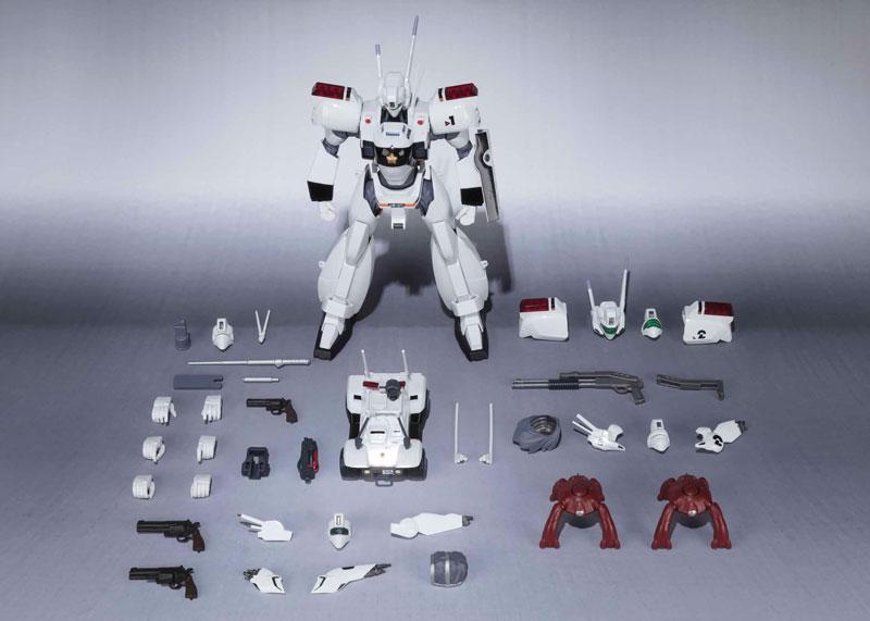ROBOT魂 -ロボット魂- 〈SIDE LABOR〉 イングラム1号機&2号機パーツセット (PATLABOR the Movie)-017
