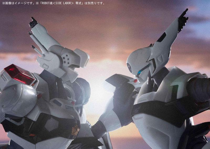 ROBOT魂 -ロボット魂- 〈SIDE LABOR〉 イングラム1号機&2号機パーツセット (PATLABOR the Movie)-018