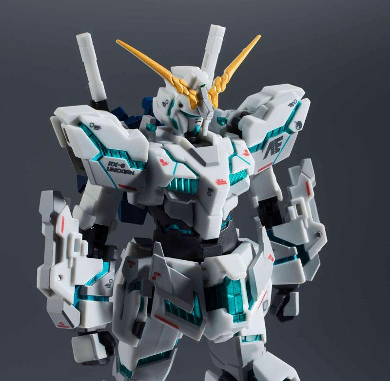 ROBOT魂 -ロボット魂- 〈SIDE MS〉 ユニコーンガンダム (覚醒仕様) [リアルマーキングVer.]-003
