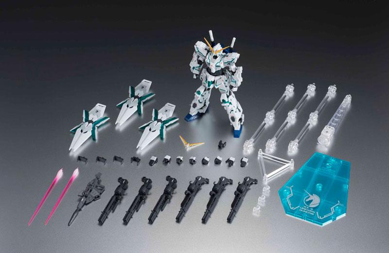 ROBOT魂 -ロボット魂- 〈SIDE MS〉 ユニコーンガンダム (覚醒仕様) [リアルマーキングVer.]-004