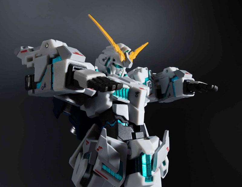 ROBOT魂 -ロボット魂- 〈SIDE MS〉 ユニコーンガンダム (覚醒仕様) [リアルマーキングVer.]-005