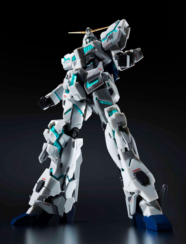 ROBOT魂 -ロボット魂- 〈SIDE MS〉 ユニコーンガンダム (覚醒仕様) [リアルマーキングVer.]-008