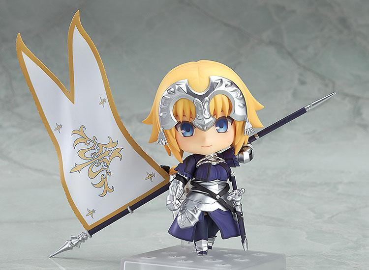 ねんどろいど Fate/Grand Order ルーラー/ジャンヌ・ダルク-001