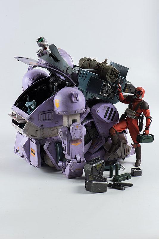 装甲騎兵ボトムズ スコープドッグ〈メルキアカラー〉&パラシュートザック 1/12 可動フィギュア-011