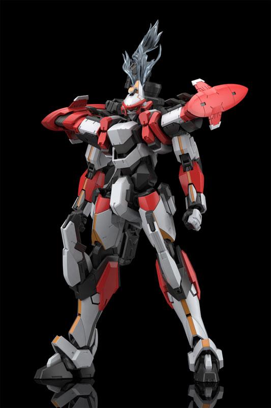 フルメタル・パニック!IV 1/48 ARX-8 レーバテイン プラモデル-002