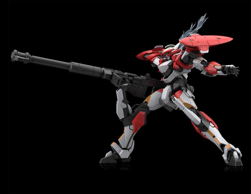 フルメタル・パニック!IV 1/48 ARX-8 レーバテイン プラモデル-008