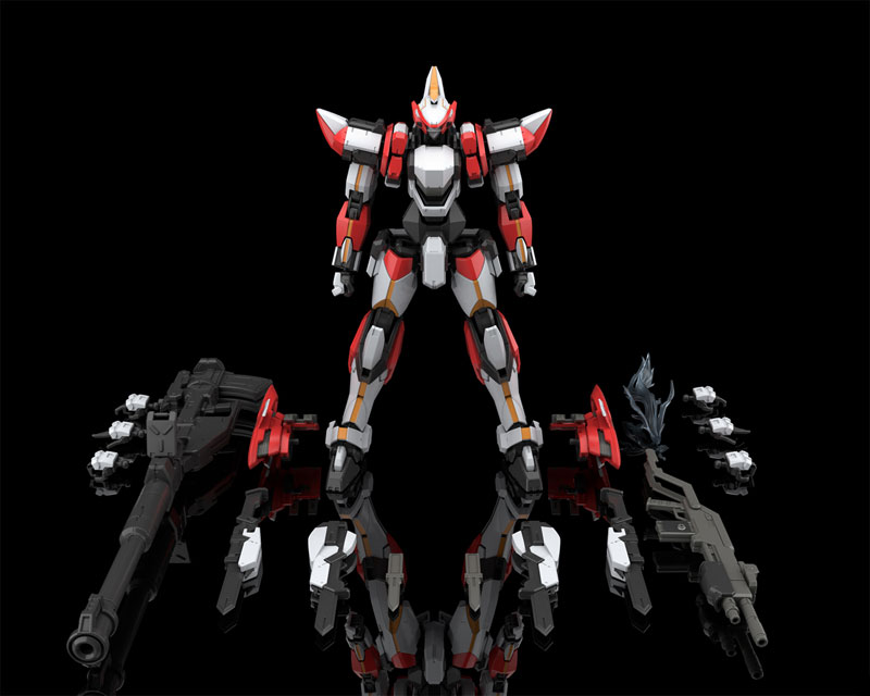 フルメタル・パニック!IV 1/48 ARX-8 レーバテイン プラモデル-009