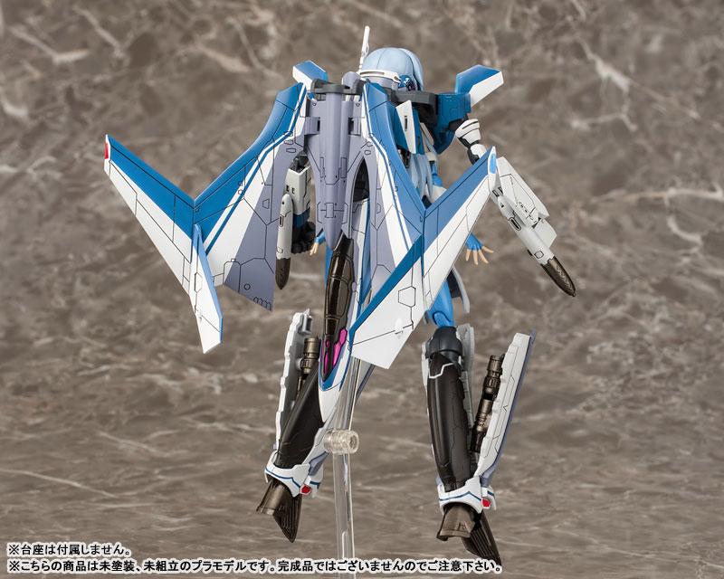ACKS V.F.G. マクロスΔ VF-31J ジークフリード プラモデル-006