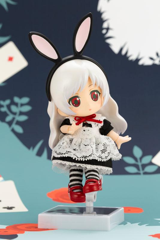 キューポッシュフレンズ アリス ノワール-Alice Noir- 可動フィギュア-008