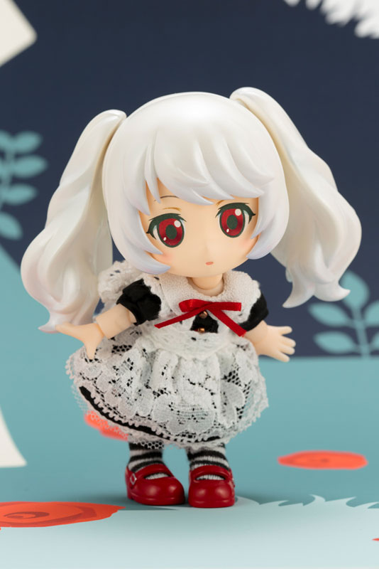 キューポッシュフレンズ アリス ノワール-Alice Noir- 可動フィギュア-009