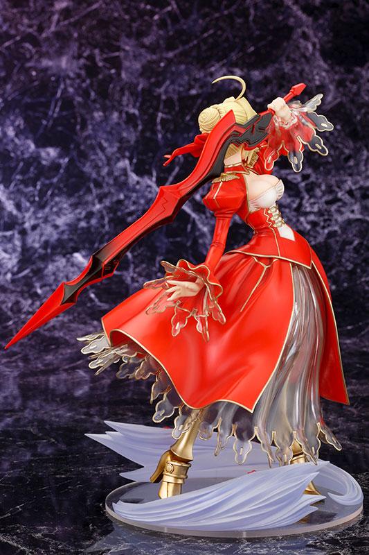 Fate/EXTRA セイバー・エクストラ 1/7 完成品フィギュア-003