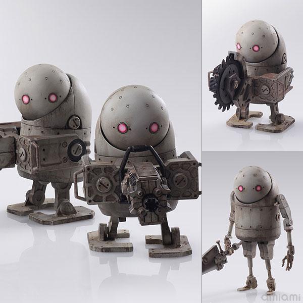 BRING ARTS NieR:Automata 機械生命体セット(2体セット) アクションフィギュア
