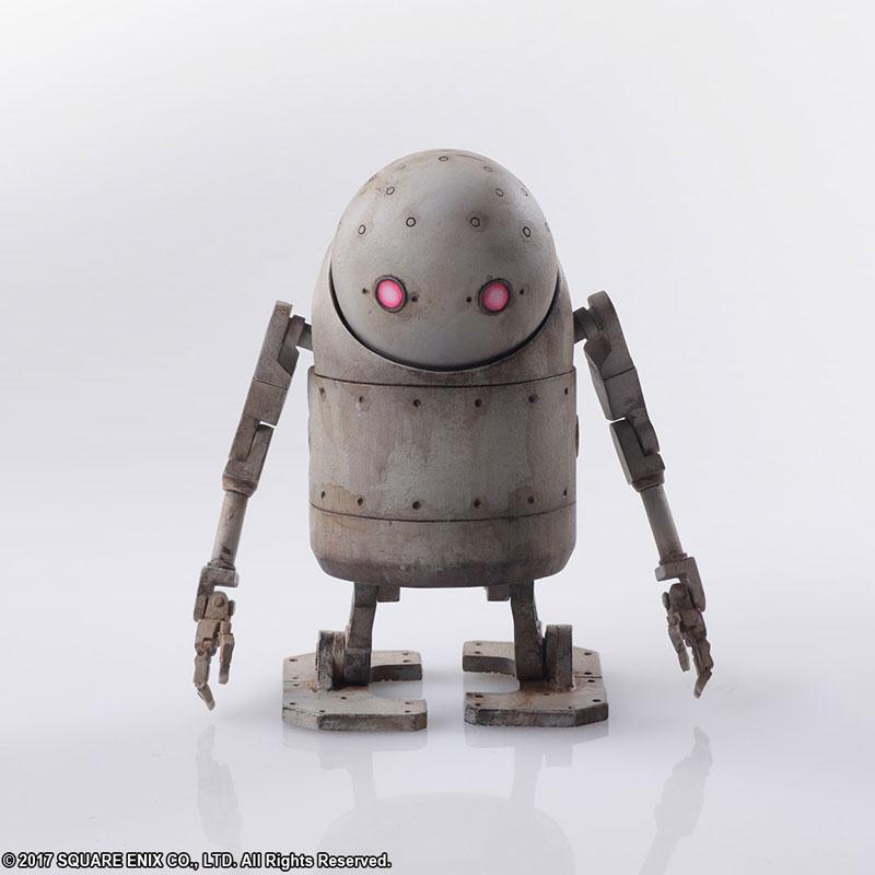 BRING ARTS NieR:Automata 機械生命体セット(2体セット) アクションフィギュア-001