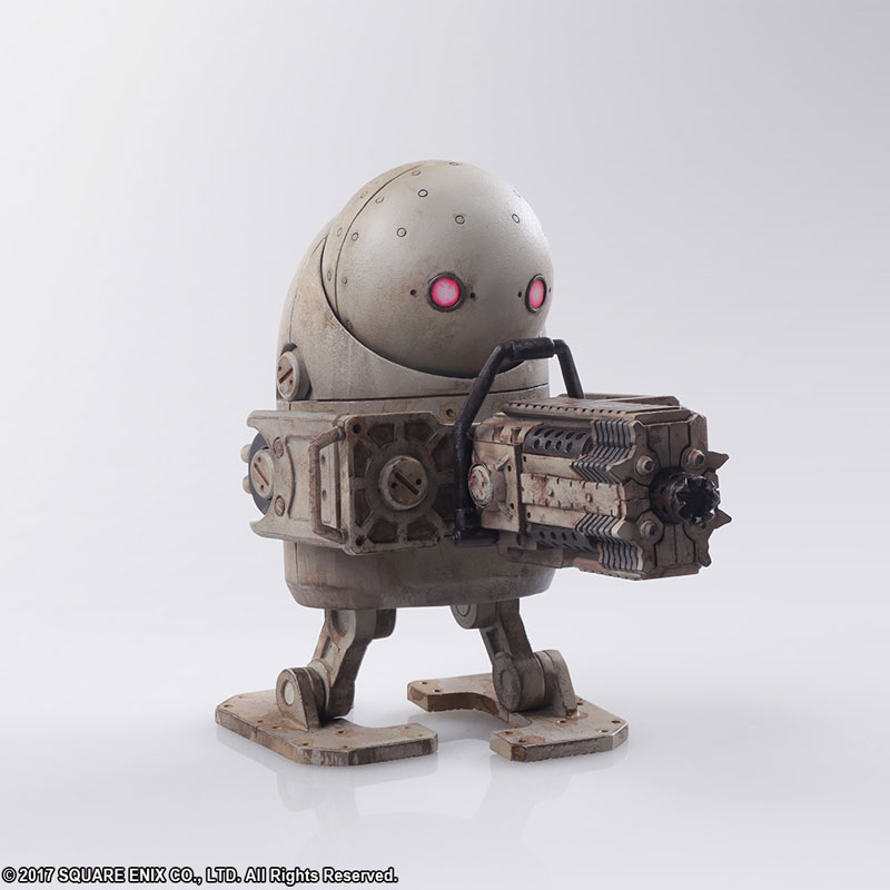 BRING ARTS NieR:Automata 機械生命体セット(2体セット) アクションフィギュア-003
