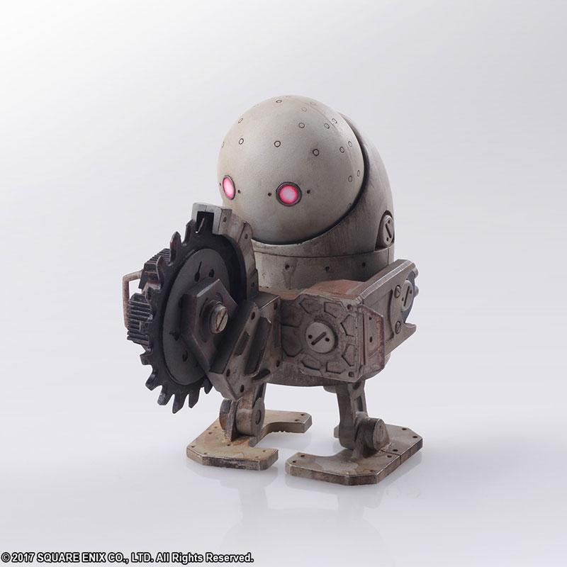 BRING ARTS NieR:Automata 機械生命体セット(2体セット) アクションフィギュア-004