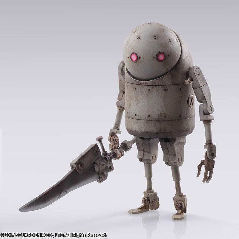 BRING ARTS NieR:Automata 機械生命体セット(2体セット) アクションフィギュア-005