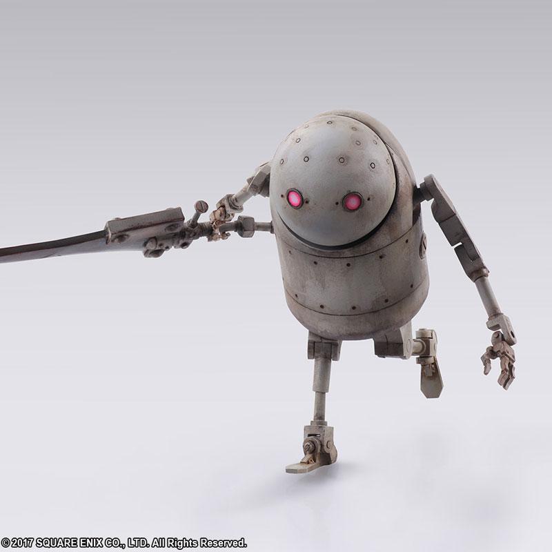 BRING ARTS NieR:Automata 機械生命体セット(2体セット) アクションフィギュア-006